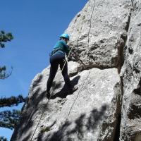Grenzen neu definiert! Klettern und klopfen ... 412
